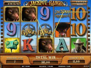 how to play rango online