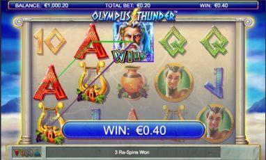 Olympus Thunder Game Online