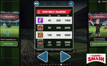 Subbuteo Retro Football Games