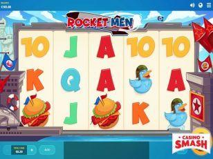 rocket game Slots