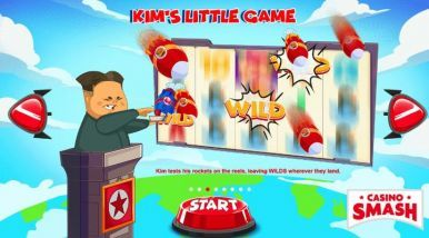Online Slots Game Rocket Man