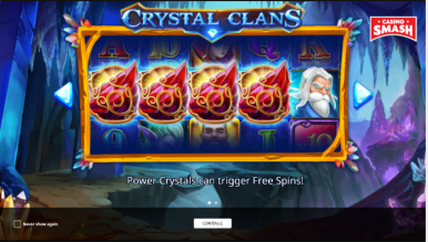 Crystal Clans Video Game