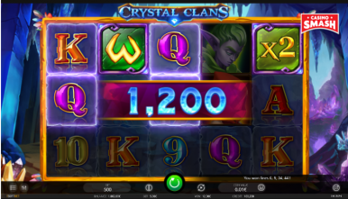 Crystal Clans Slots On Line