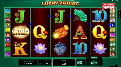 Lucky Zodiac Slots