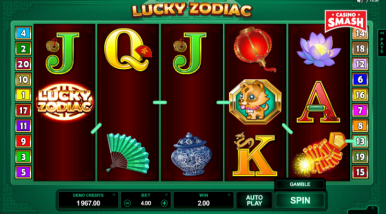 Lucky Zodiac Slots On Line
