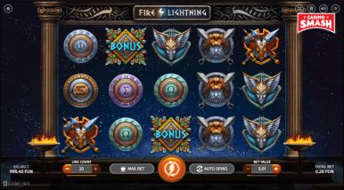 Fire Lightning Slots