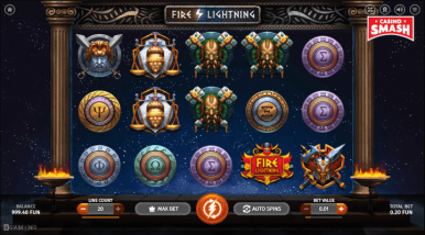 Fire Lightning Slots On Line