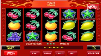 Online Slots Game Wild 7