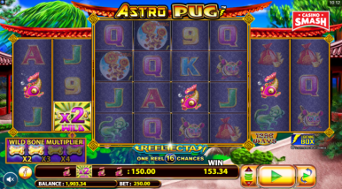 Astro Pug Video Game