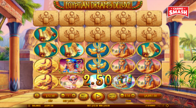 Egyptian Dreams Deluxe Video Game