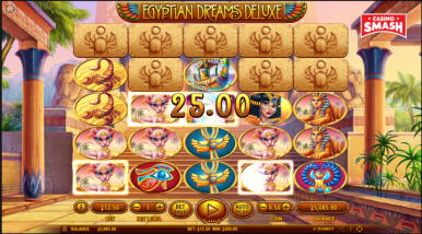 Egyptian Dreams Deluxe Slots On Line