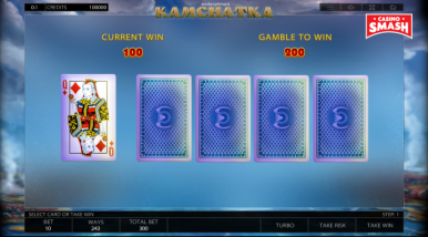 Video Slot Machine Kamchatka