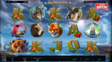 Kamchatka Slots