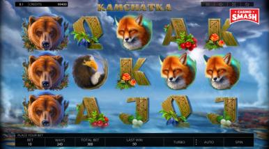 Online Slots Game Kamchatka