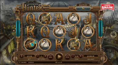 Video Slot Machine [Game Name]