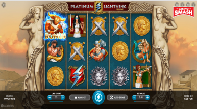 Platinum Lightning Deluxe Slots Slots