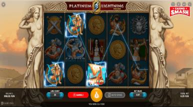 Platinum Lightning Deluxe Slots On Line