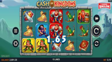 Cash of Kingdoms Slots On Line
