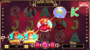 Cupid's Strike Slots