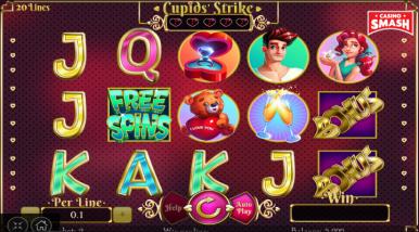 Cupid's Strike Video Game