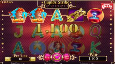 Cupid's Strike Slots On Line
