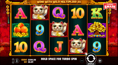 Video Slot Machine Master Chen's Fortune