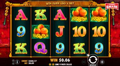 Master Chen's Fortune Slots