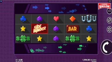 Video Slot Machine Sidewinder