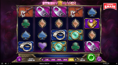 Street Magic Slots