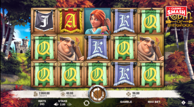 Robin of Sherwood Slots On Line
