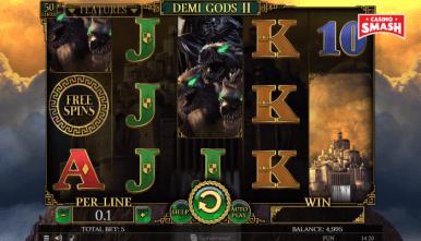 Demi Gods II Slots