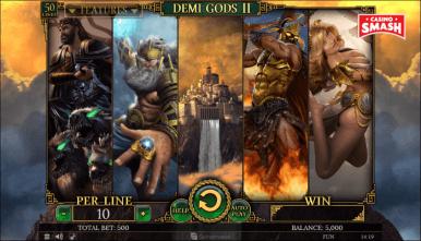 Demi Gods II Video Game