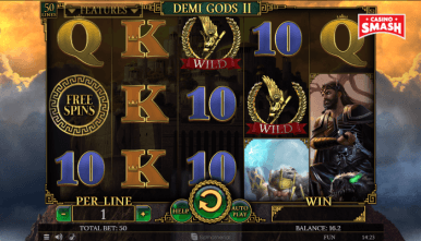 Demi Gods II Slots On Line