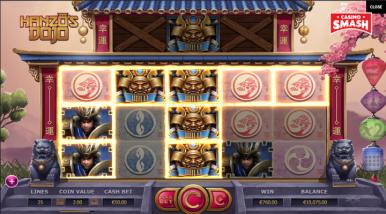 Hanzo's Dojo Video Game