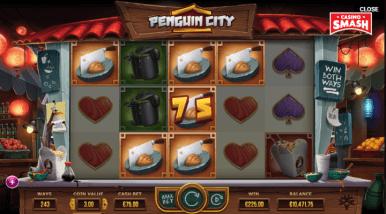 Penguin City Slots