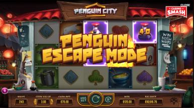 Penguin City Video Game