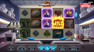 Penguin City Slots On Line