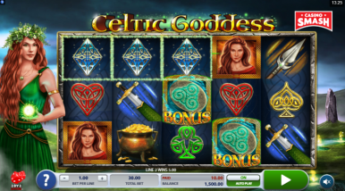 Celtic Goddess Slots