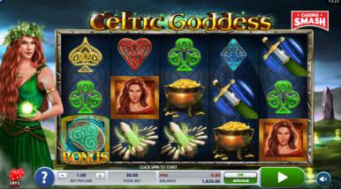 Celtic Goddess Video Game