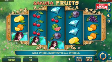 Video Slot Machine Sakura Fruits