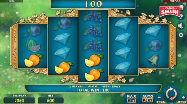 Sakura Fruits Video Game