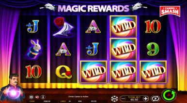 Video Slot Machine Magic Rewards