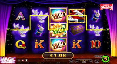 Magic Rewards Slots On Line