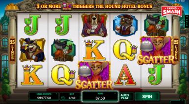 Hound Hotel Slots On Line