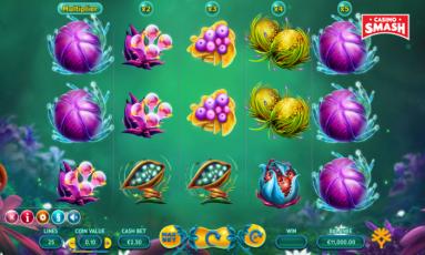 Video Slot Machine Fruitoids