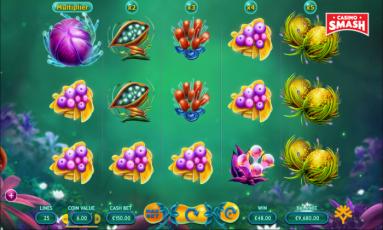 Online Slots Game Fruitoids