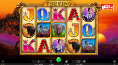 The King Slots