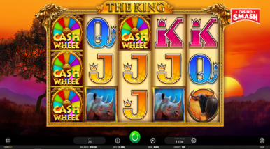 The King Slots On Line