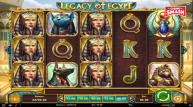 Legacy of Egypt Slots