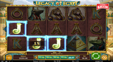 Legacy of Egypt Video Game